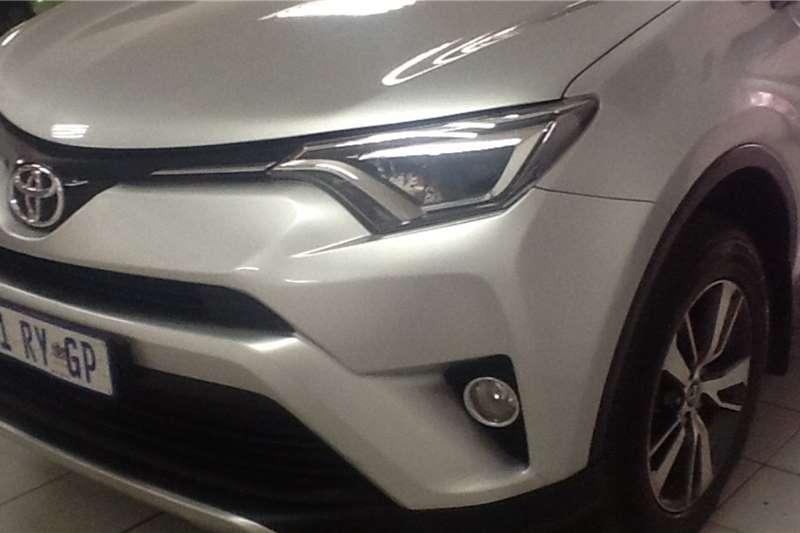 Toyota Rav4 2.0 GX-R CVT AWD 2016