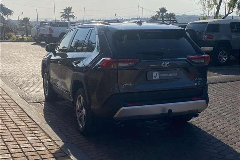 Toyota Rav4 2.0 GX-R CVT AWD 2019