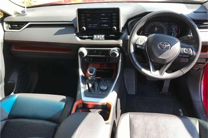 2019 Toyota Rav4 RAV4 2.0 GX-R CVT AWD
