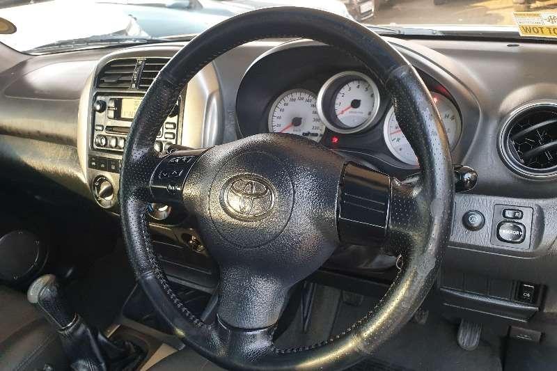 Used 2005 Toyota Rav4 RAV4 2.0 VX