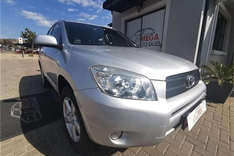 Toyota Rav4 2.0 VX 2007