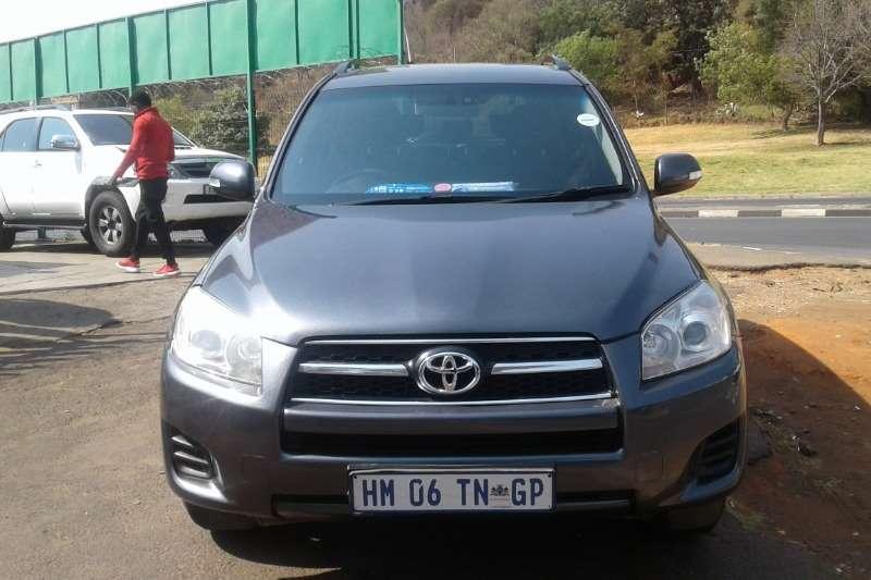 Toyota Rav4 2.0 VX 2011