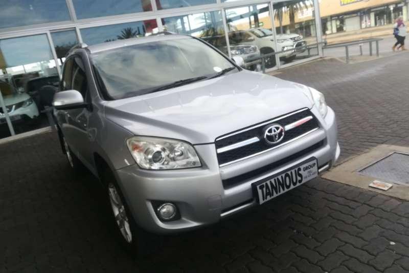 Toyota Rav4 2.0 VX 2013