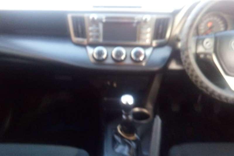 2014 Toyota Rav4 RAV4 2.0 VX