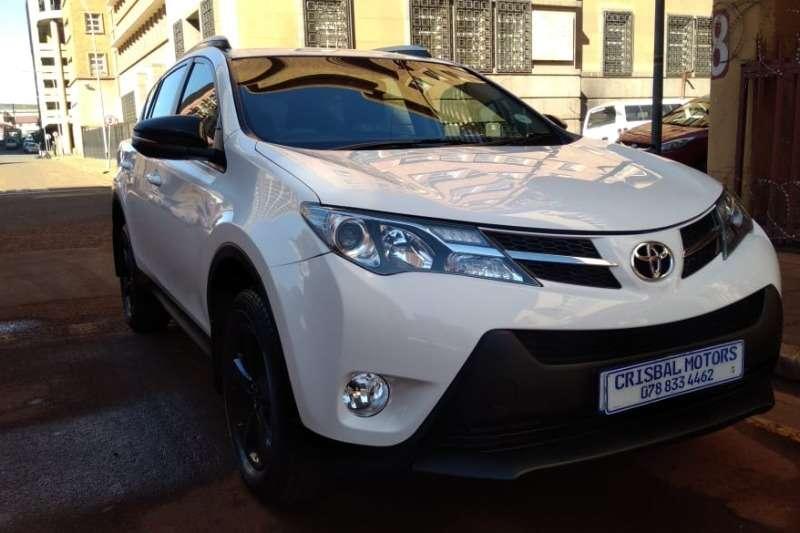 Used 2014 Toyota Rav4 RAV4 2.0 VX