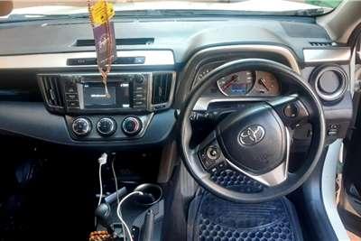 Used 2015 Toyota Rav4 RAV4 2.0 VX