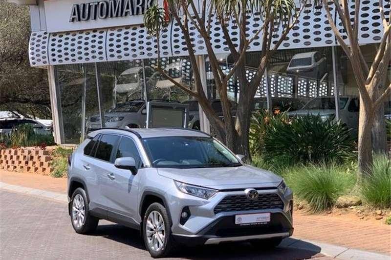 Toyota Rav4 2.0 VX 2019