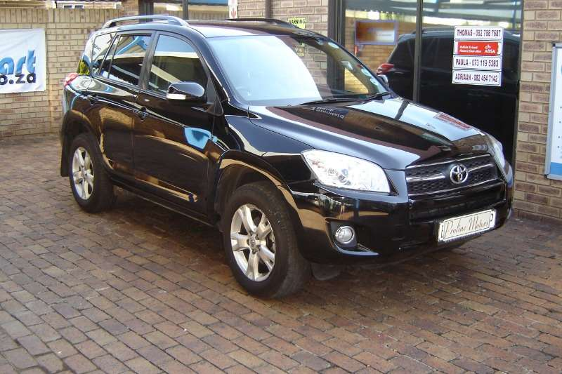 Toyota Rav4 2.0 VX auto 2011