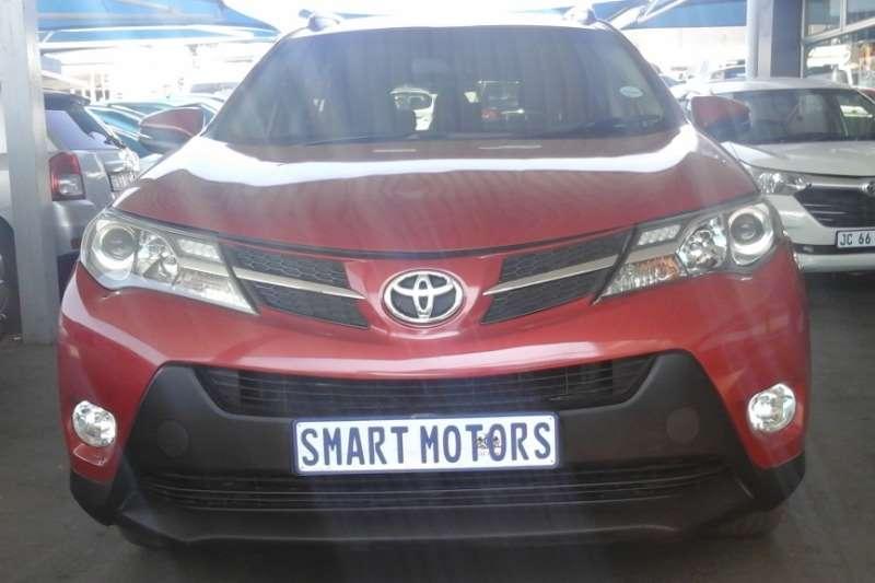 Toyota Rav4 2.0 VX auto 2014