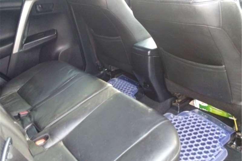 Used 2017 Toyota Rav4 RAV4 2.0 VX auto