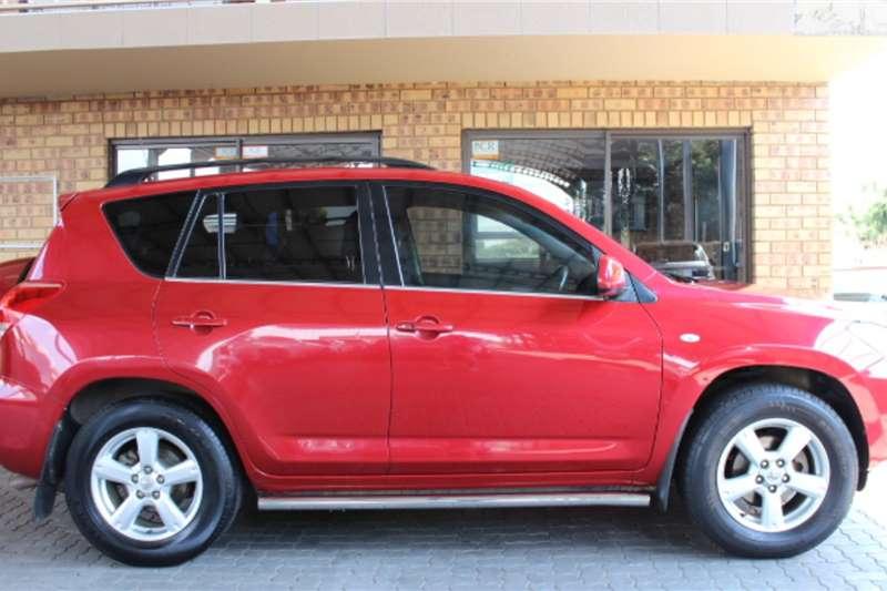 2006 Toyota Rav4 RAV4 2.0 VX automatic