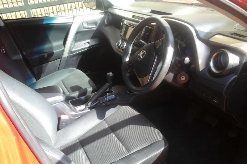 Used 2015 Toyota Rav4 RAV4 2.0 VX automatic