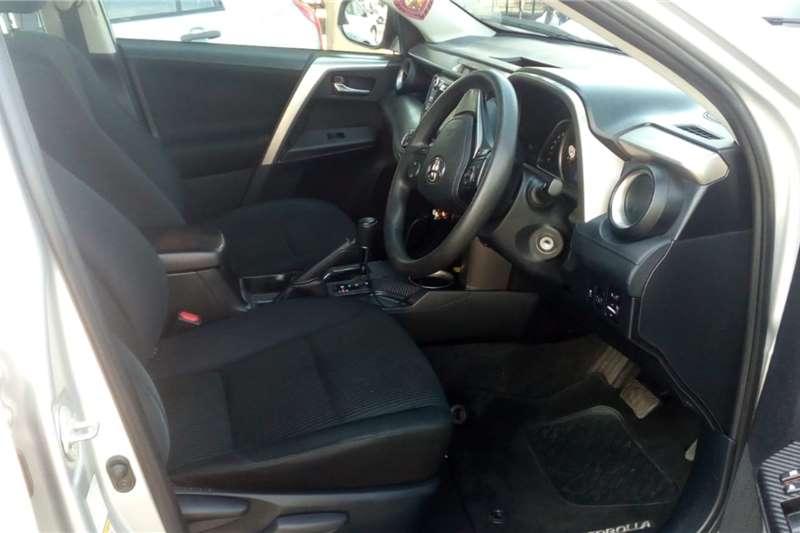Used 2016 Toyota Rav4 RAV4 2.0 VX automatic