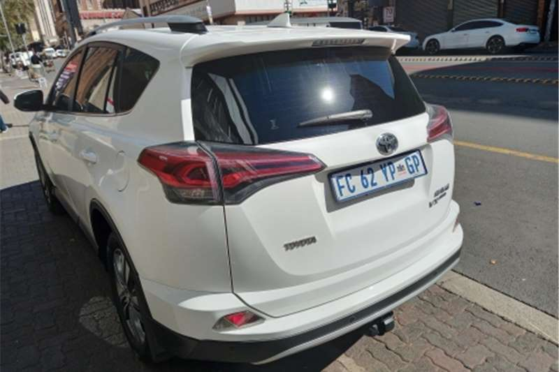 Used 2017 Toyota Rav4 RAV4 2.0 VX automatic