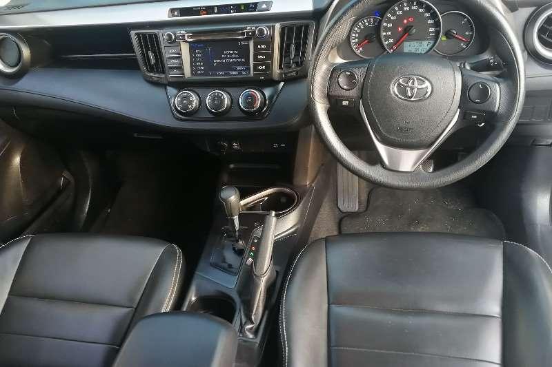 Used 2018 Toyota Rav4 RAV4 2.0 VX automatic