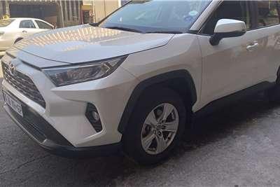 Toyota Rav4 2.0 VX automatic 2019