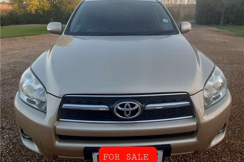 Used 2009 Toyota Rav4 RAV4 2.0 VX CVT