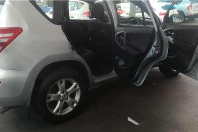 Toyota Rav4 2.0 VX CVT 2012