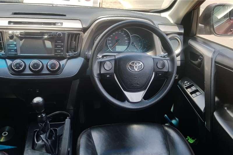2017 Toyota Rav4 RAV4 2.0 VX CVT