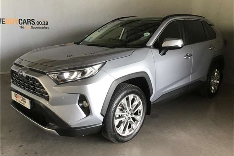 Toyota Rav4 2.0 VX CVT 2019