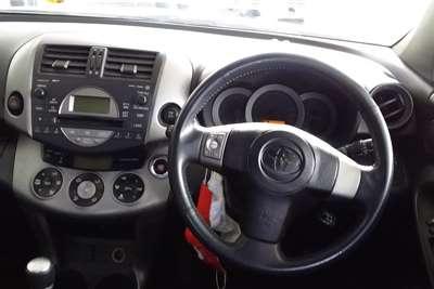 Used 2007 Toyota Rav4 RAV4 2.2D 4D AWD GX