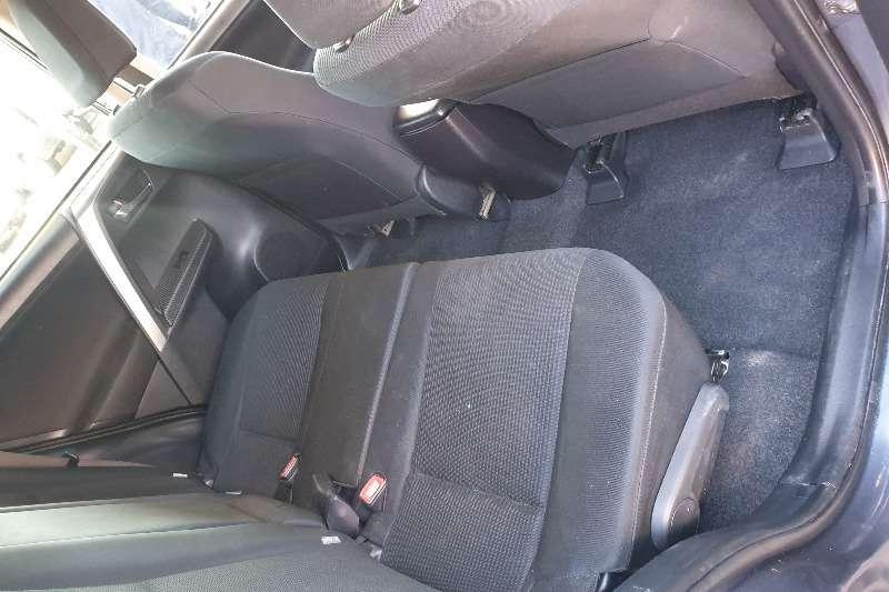 Used 2014 Toyota Rav4 RAV4 2.2D 4D AWD GX