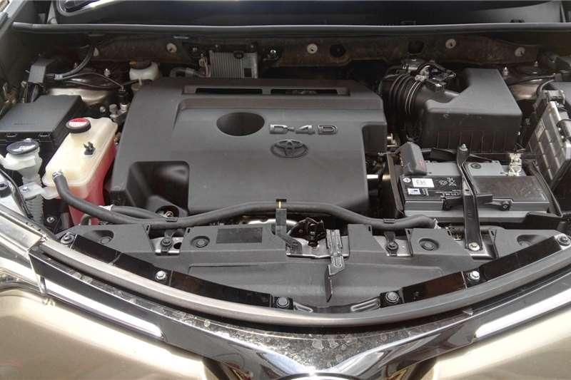 2016 Toyota Rav4 RAV4 2.2D-4D AWD GX