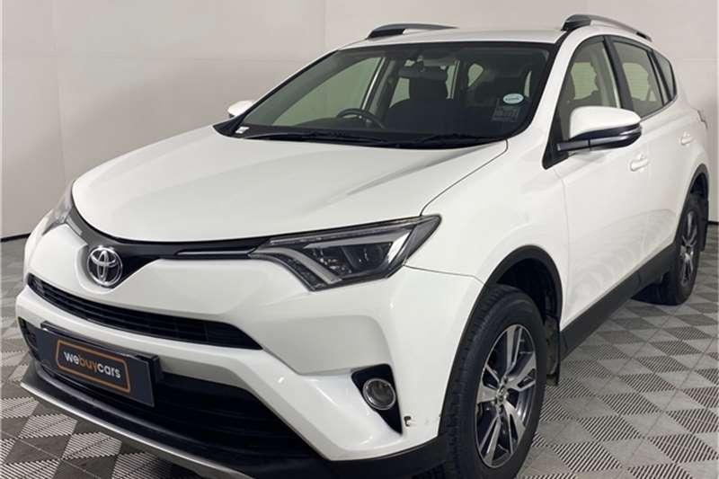 2017 Toyota Rav4 RAV4 2.2D-4D AWD GX