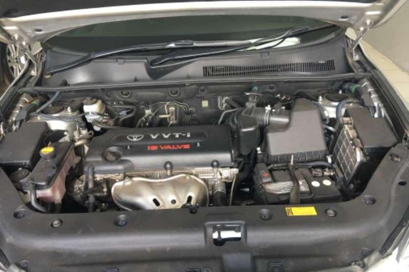 Toyota Rav4 2.2D 4D AWD VX 2008