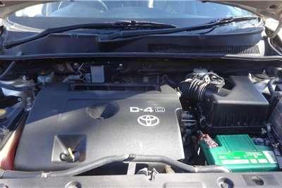 Used 2010 Toyota Rav4 RAV4 2.2D 4D AWD VX
