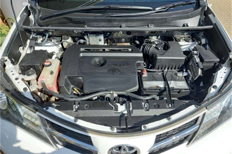 2016 Toyota Rav4 RAV4 2.2D-4D AWD VX