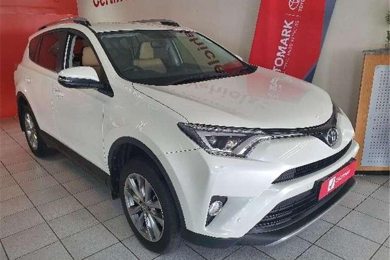 Toyota Rav4 2.2D 4D AWD VX 2017
