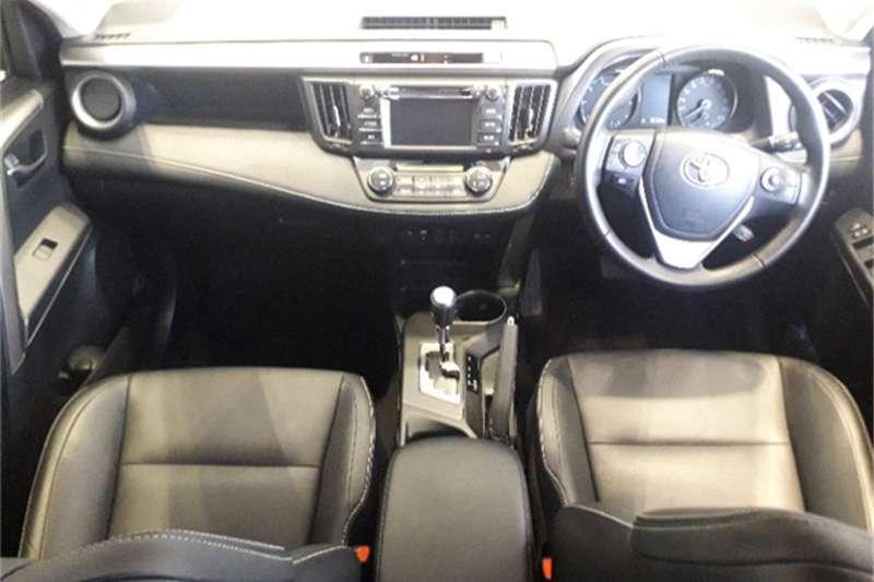 Toyota Rav4 2.2D 4D AWD VX 2018