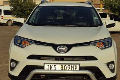 2018 Toyota Rav4 RAV4 2.2D-4D AWD VX