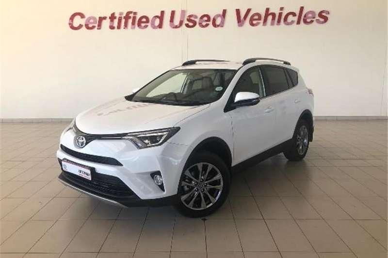 Toyota Rav4 2.2D 4D AWD VX 2019