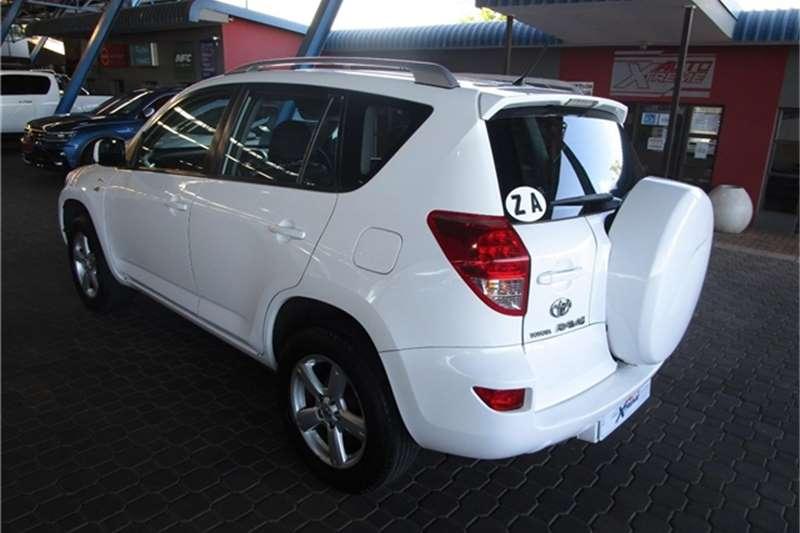Used 2006 Toyota Rav4 RAV4 2.2D 4D GX