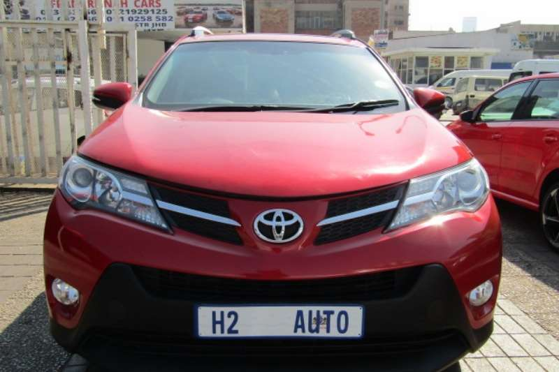 Toyota Rav4 2.2D 4D GX 2014
