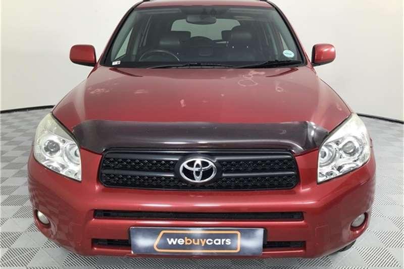 Toyota Rav4 2.2D-4D VX 2006