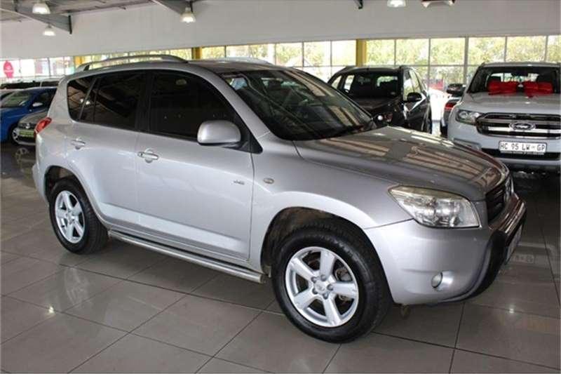 Toyota Rav4 2.2D 4D VX 2007