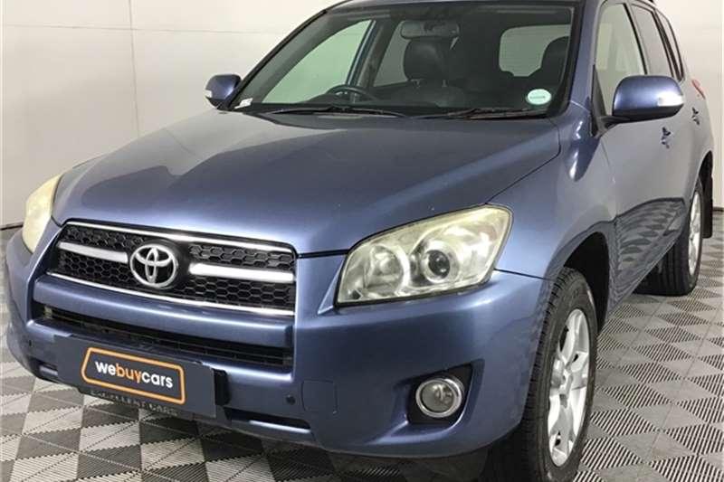 2009 Toyota Rav4 RAV4 2.2D-4D VX