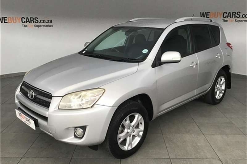 Toyota Rav4 2.2D 4D VX 2010