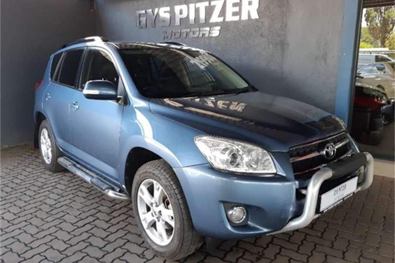 Toyota Rav4 2.2D 4D VX 2012