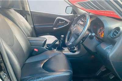 Toyota Rav4 2.2D 4D VX 2013