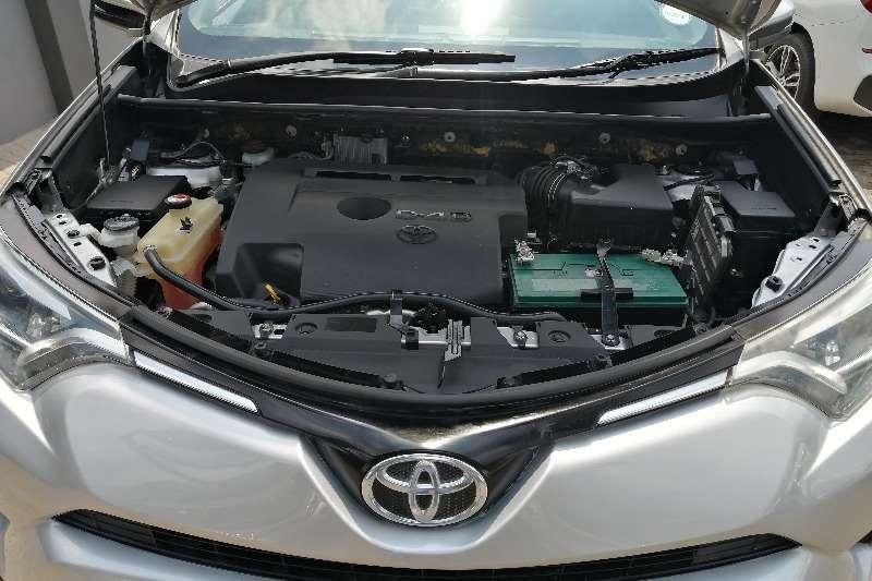 2016 Toyota Rav4 RAV4 2.2D-4D VX