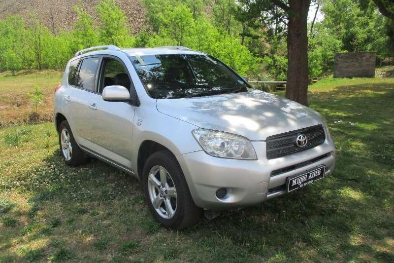 Toyota Rav4 2.2D GX 2006