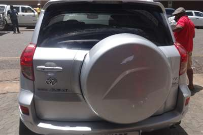 Toyota Rav4 2.5 AWD VX 2007