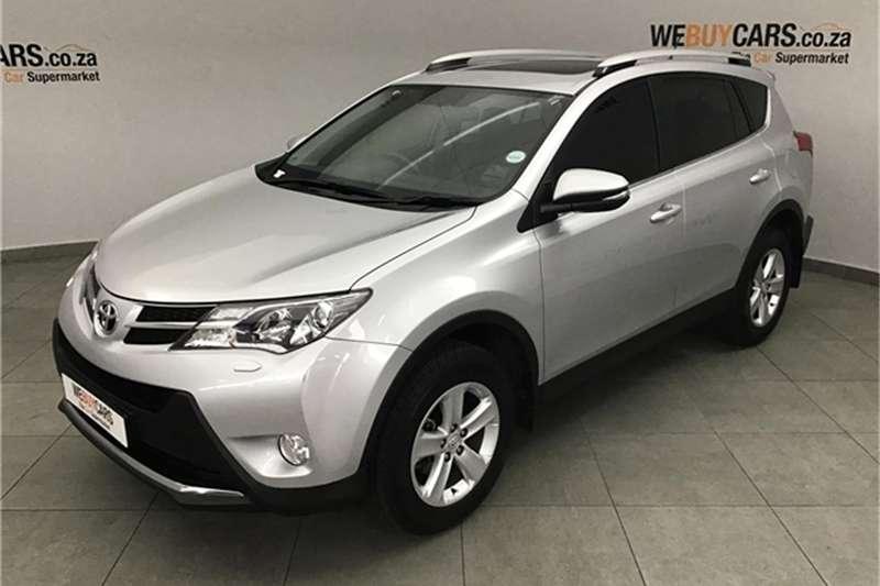 Toyota Rav4 2.5 AWD VX 2014