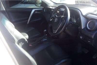 Used 2016 Toyota Rav4 RAV4 2.5 AWD VX