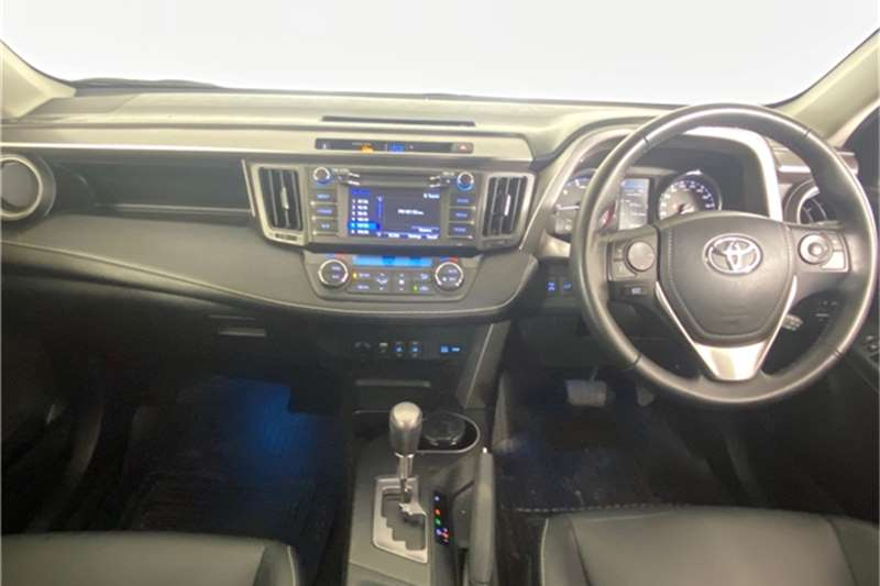 2018 Toyota Rav4 RAV4 2.5 AWD VX