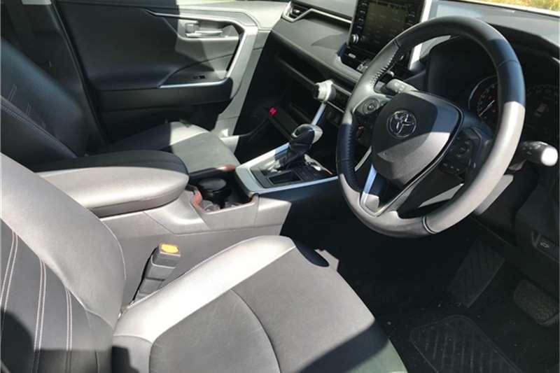 2020 Toyota Rav4 RAV4 2.5 AWD VX